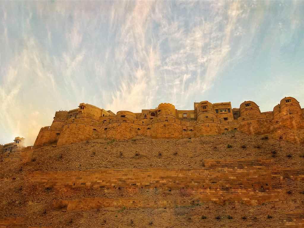 Jaisalmer Romantic Places in India