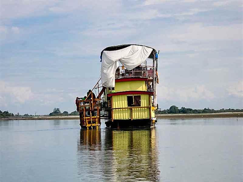 Saikhowa River Cruise Ride in India