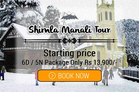 Shimla Manali Couple Trip