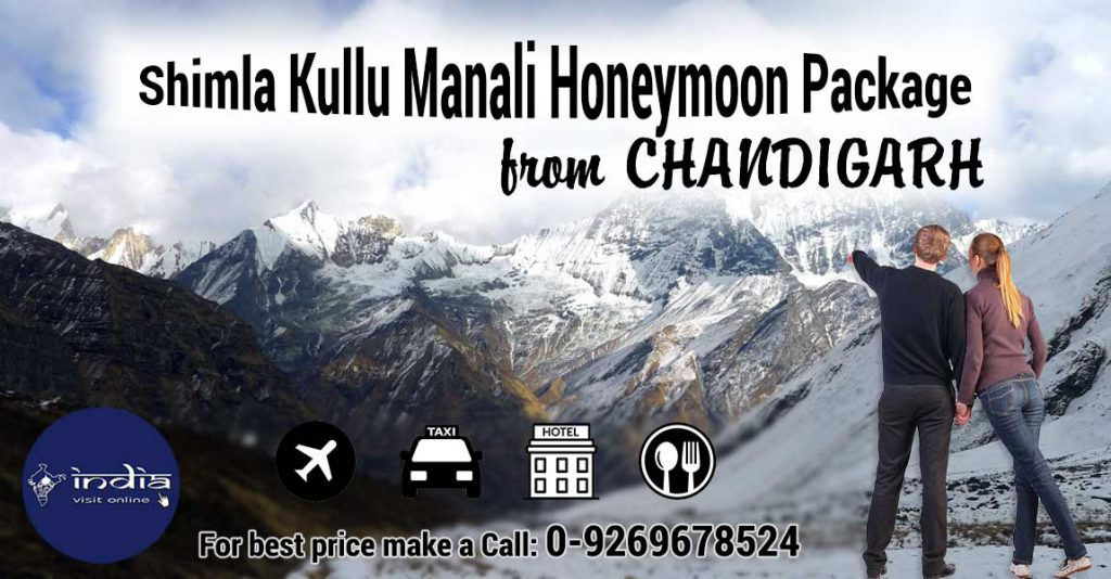 Shimla-Kullu-Manali-Honeymoon-Package-from-Chandigarh