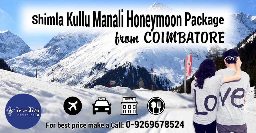 Shimla-Kullu-Manali-Honeymoon-Package-from-Coimbatore