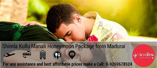 Shimla Manali Honeymoon Package from Madurai