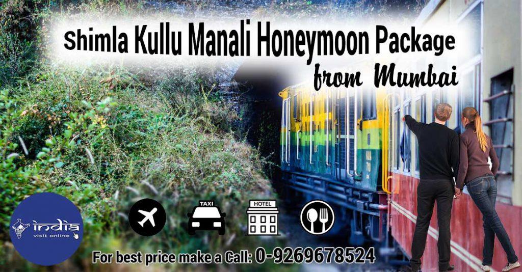 Shimla-Kullu-Manali-Honeymoon-Package-from-Mumbai