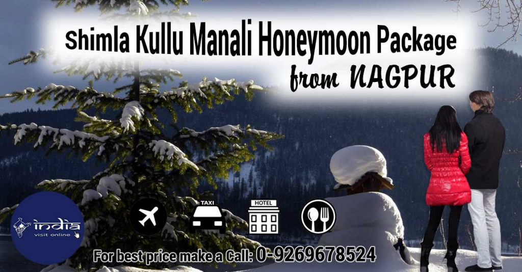 Shimla-Kullu-Manali-Honeymoon-Package-from-Nagpur