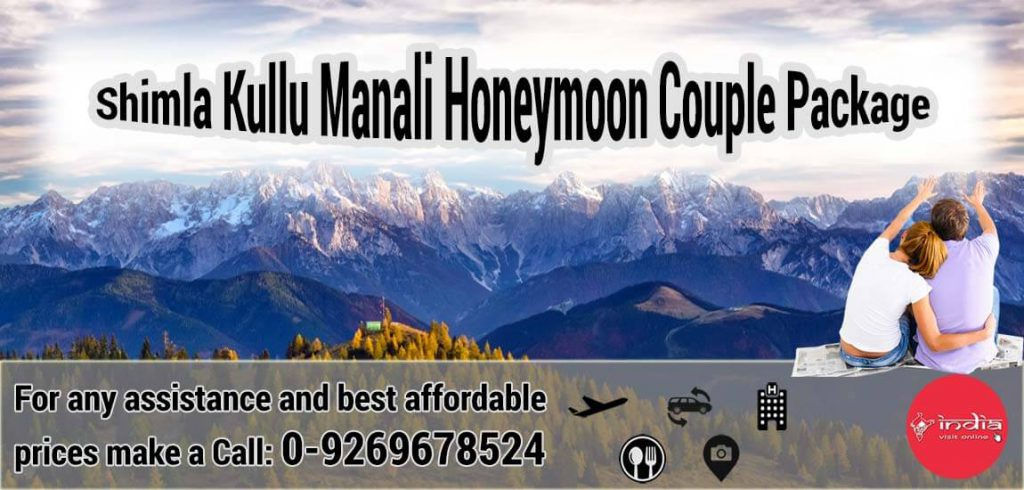 Shimla-Kullu-Manali-Honeymoon-Packages