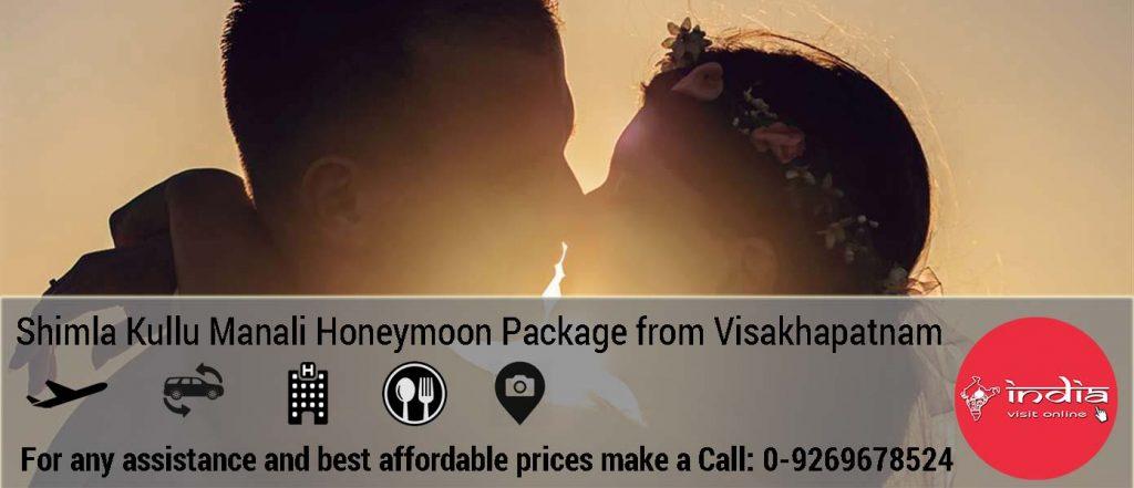 Shimla-Kullu-Manali-Honeymoon-Tour-Package-from-Visakhapatnam