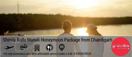 Shimla Manali Honeymoon Package from Chandigarh