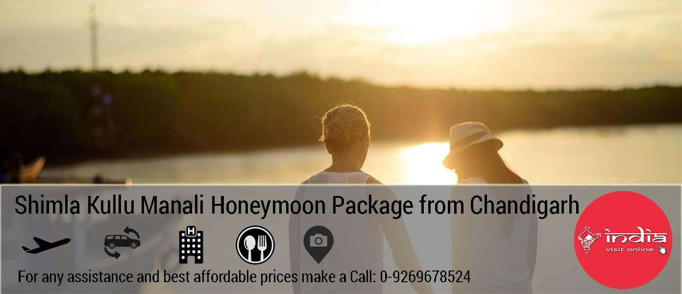 Manali Honeymoon Package from Chandigarh
