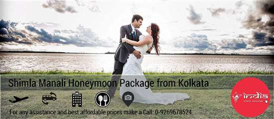Shimla Manali Honeymoon Package from Kolkata