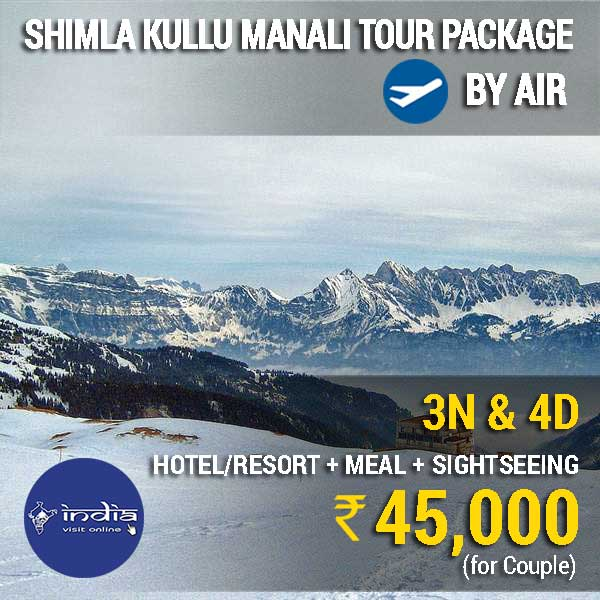 Shimla-Kullu-Manali-Tour-Package-by-Air