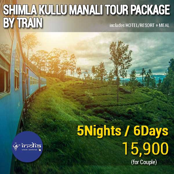 Shimla-Kullu-Manali-Tour-Package-by-Train