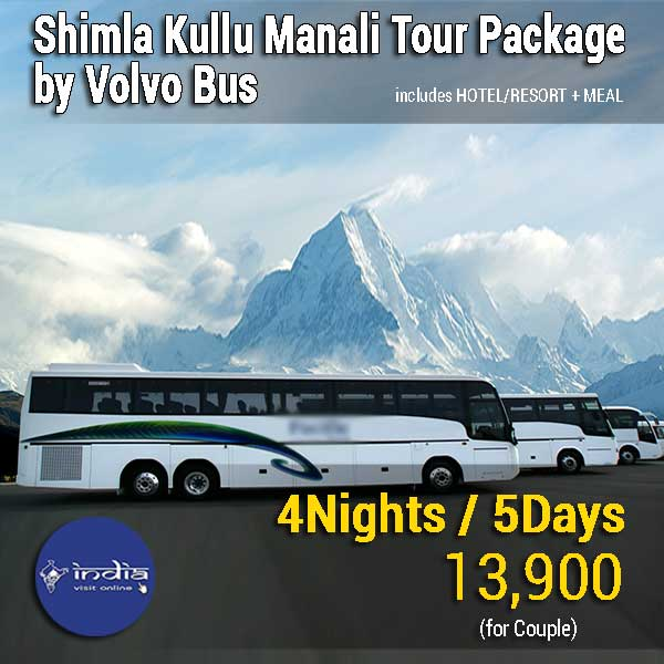 Shimla-Kullu-Manali-Tour-Package-by-Volvo-Bus