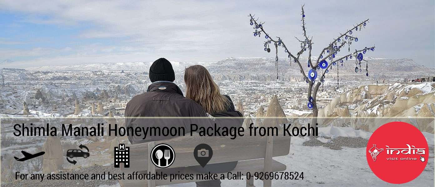 Shimla Manali Honeymoon from Cochin