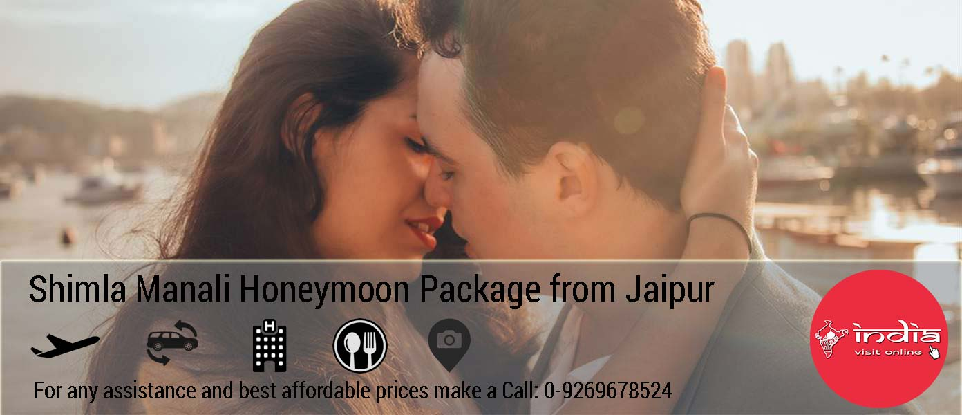Kullu Manali Honeymoon Package from Jaipur