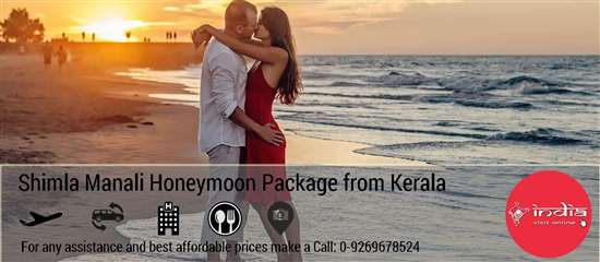 Shimla Manali Honeymoon Package from Kerala