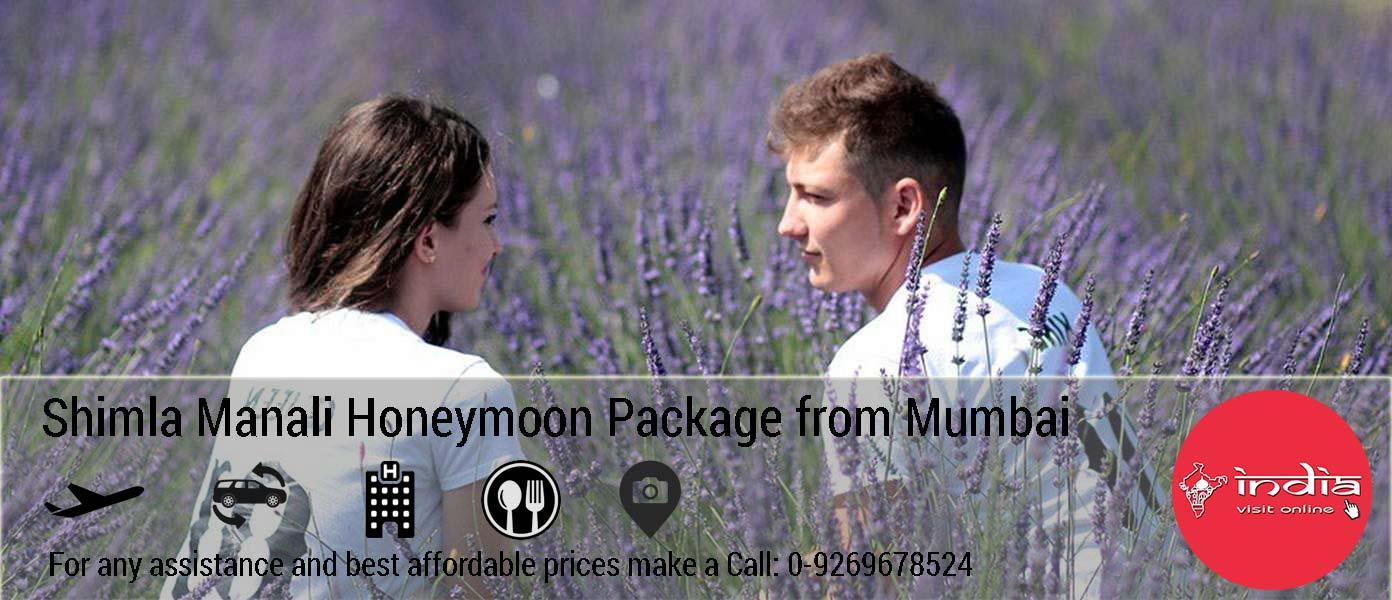 Kullu Manali Honeymoon Package from Mumbai