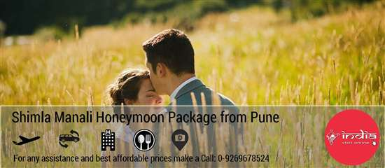 Shimla Manali Honeymoon Package from Pune