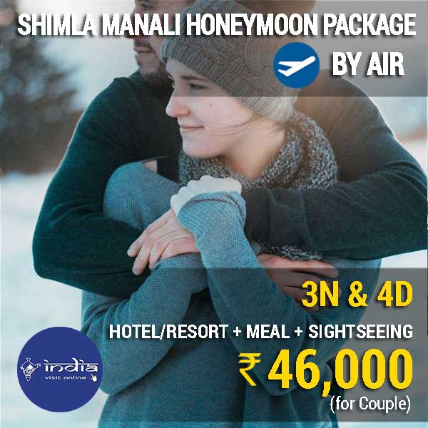 Shimla-Manali-Honeymoon-Package-by-Air