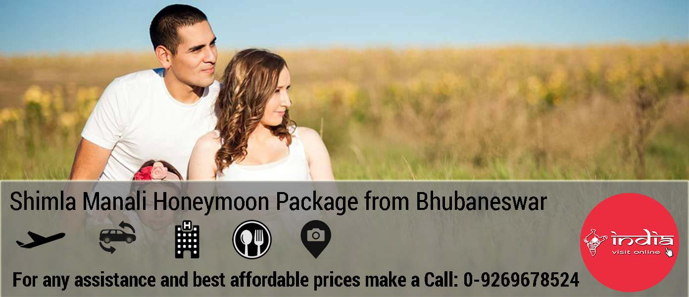 Shimla Manali Honeymoon Package from Bhubaneswar