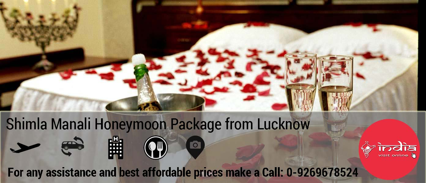 Manali Tour Package from Lucknow