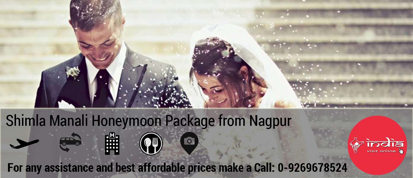 Shimla Manali Honeymoon Package from Nagpur