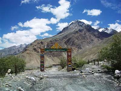 Spiti Valley Photo