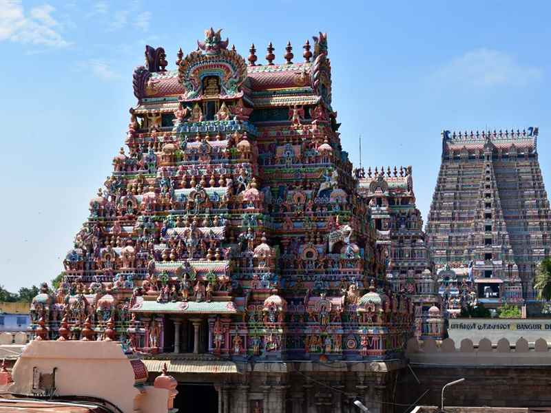Sri Ranganathaswamy Temple Tiruchirappalli