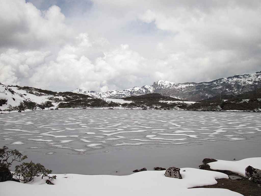 Tawang Winter Holiday