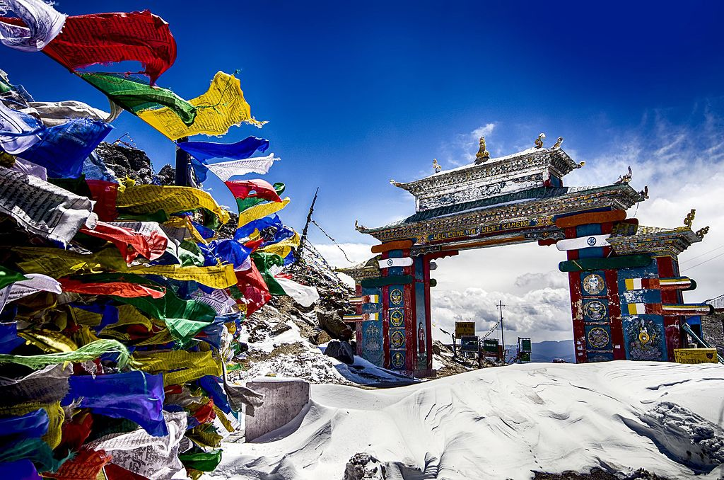 Tawang North India Honeymoon