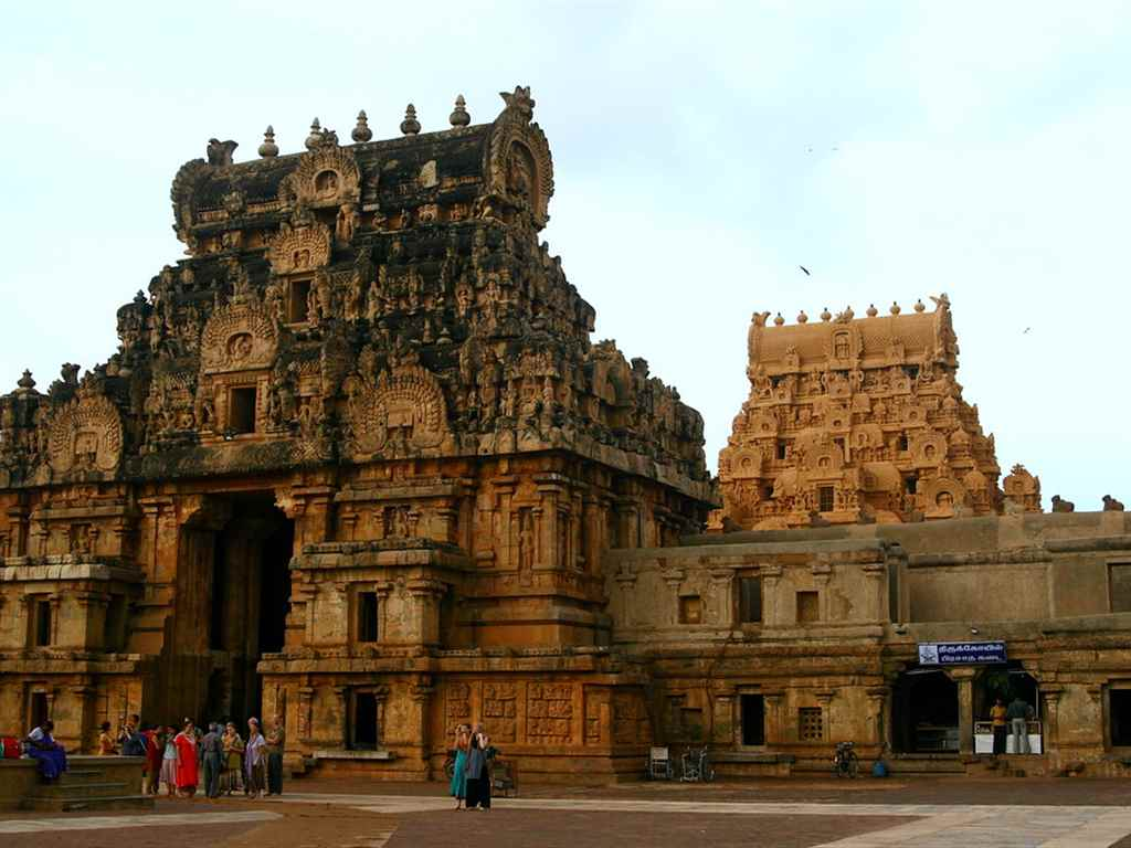 Nayak Heritage walking Tour Thanjavur