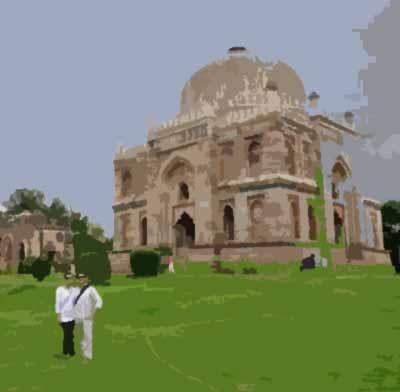 The-Lodhi-Gardens-Delhi