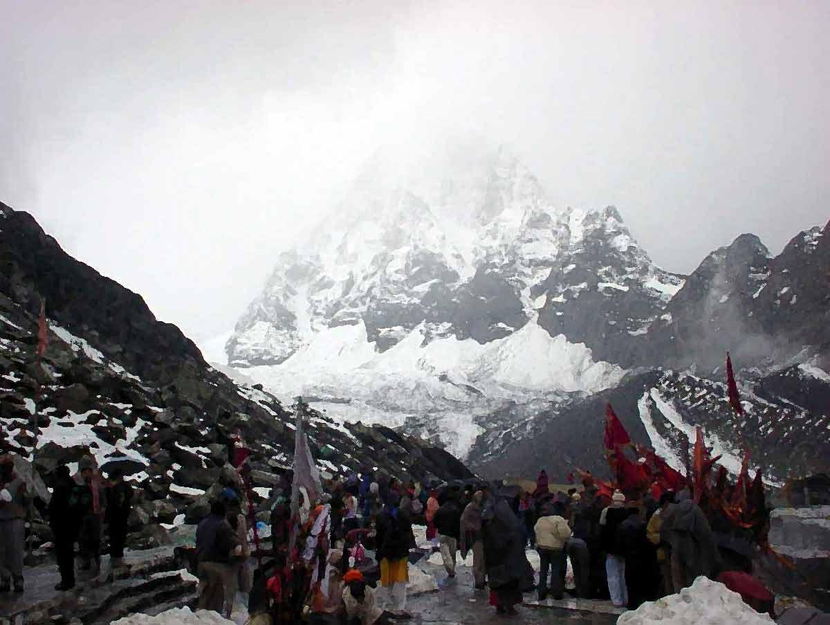 Manimahesh Kailash Peak Chamba Himachal Pradesh