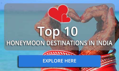 Top 10 Honeymoon Packages in India