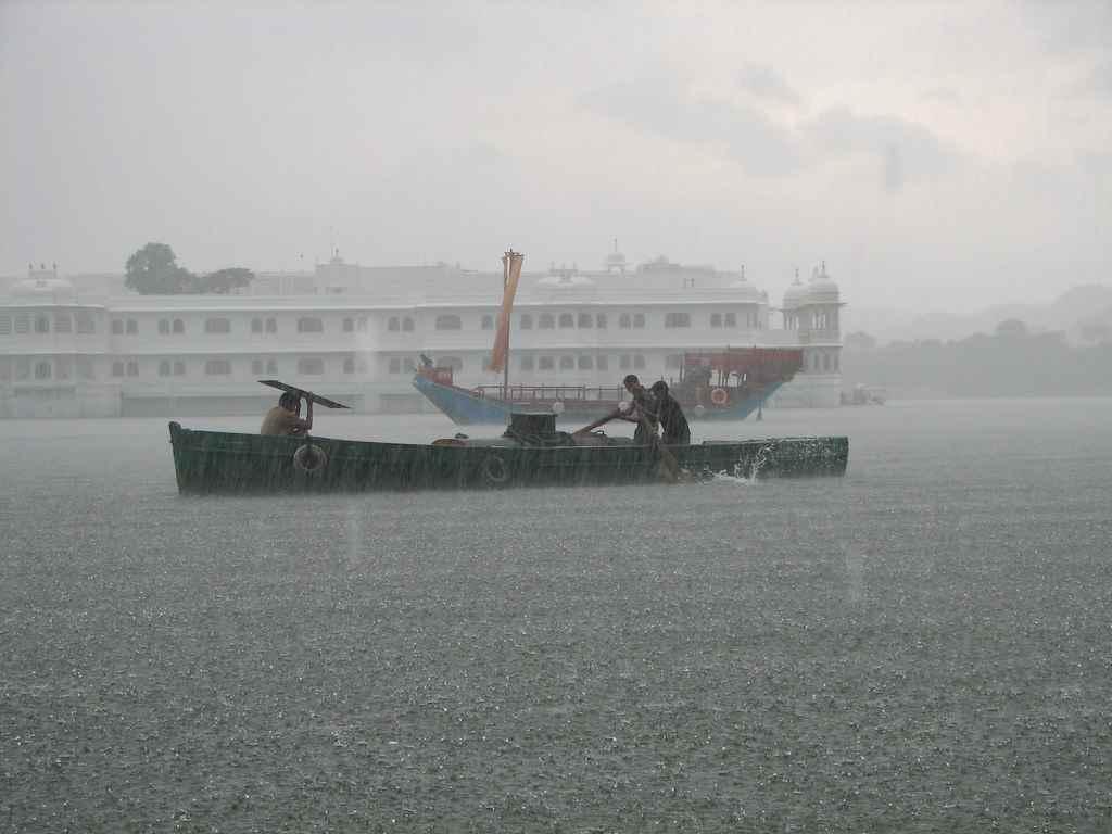Udaipur monsoon holidays
