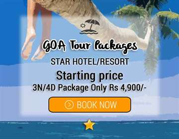 Goa Hotels Budget Packages