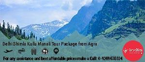 Delhi Agra Kullu Manali Tour Package