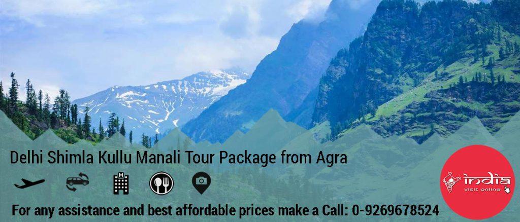 delhi-agra-shimla-kullu-manali-tour-package