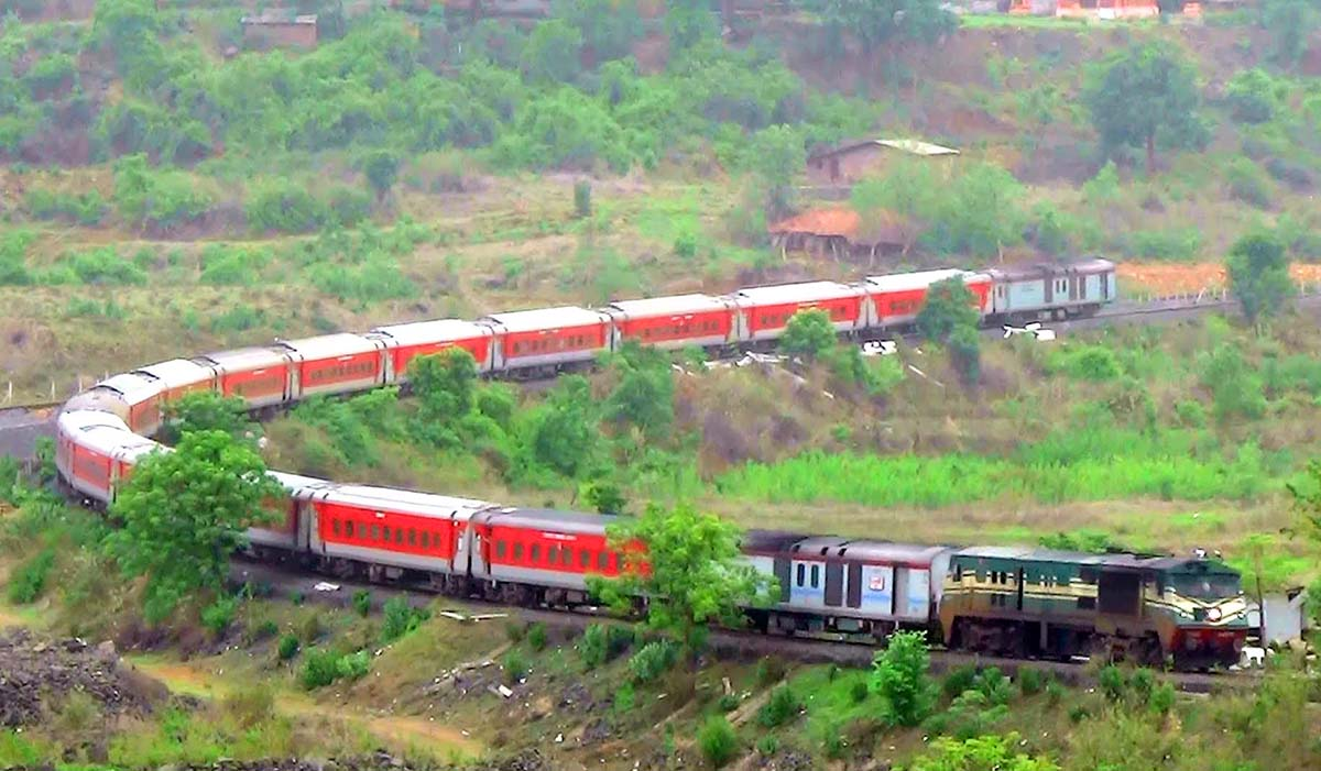 royal tourist trains india