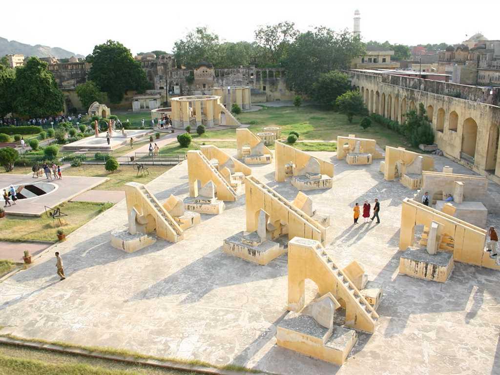 Jantar Mantar Tourist Place