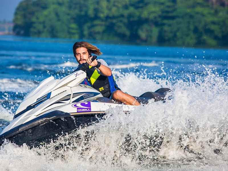 Try water sports