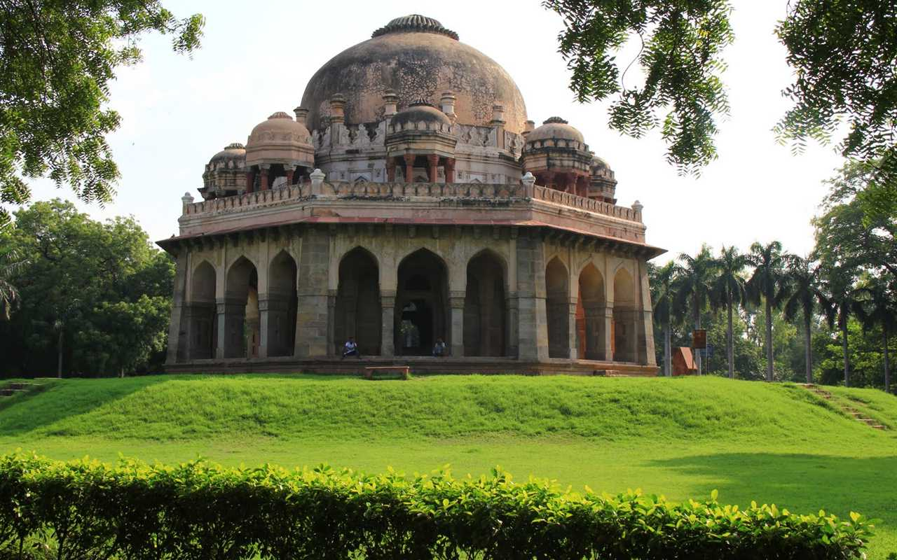 lodhi-gardens