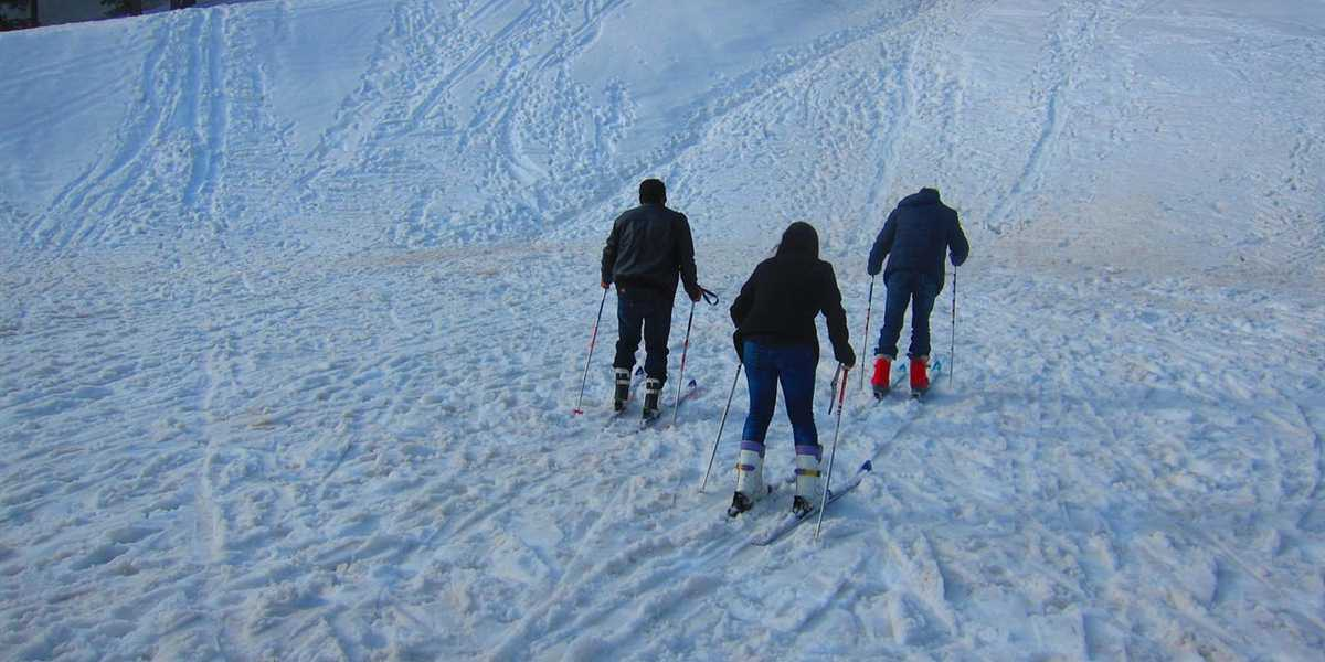 best ski resorts in india