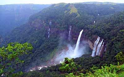 Shillong Monsoon Season