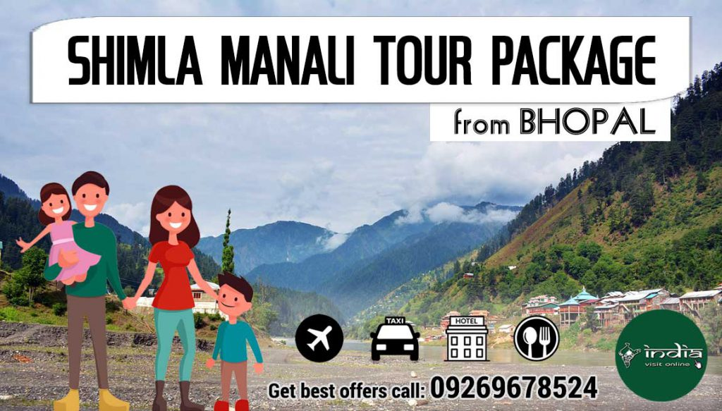 shimla-manali-tour-packages-from-bhopal