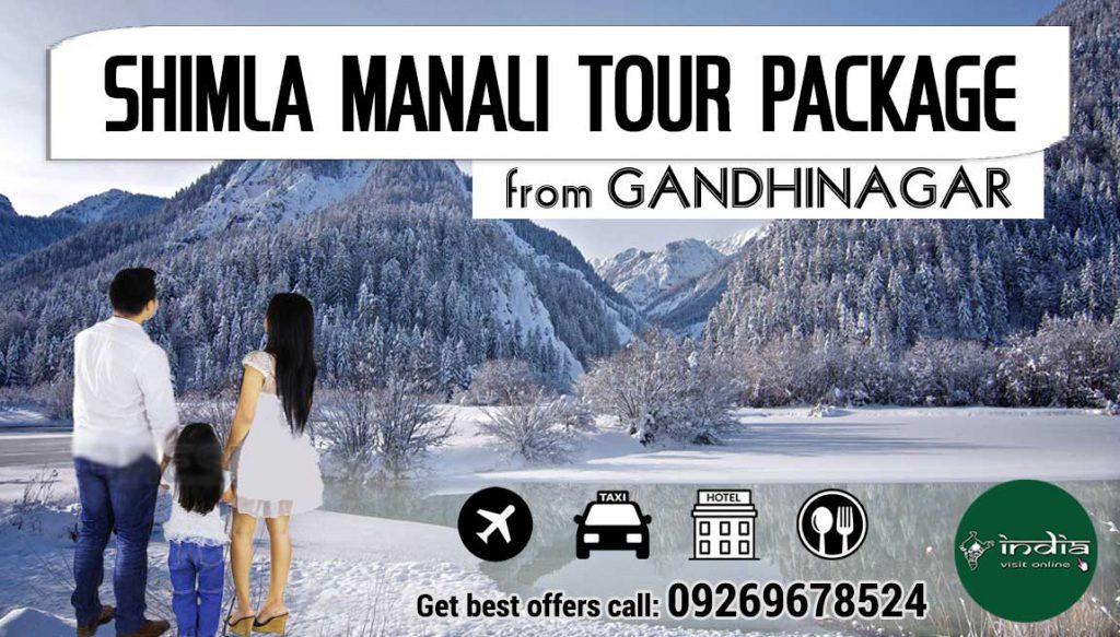 shimla-manali-tour-packages-from-gandhinagar