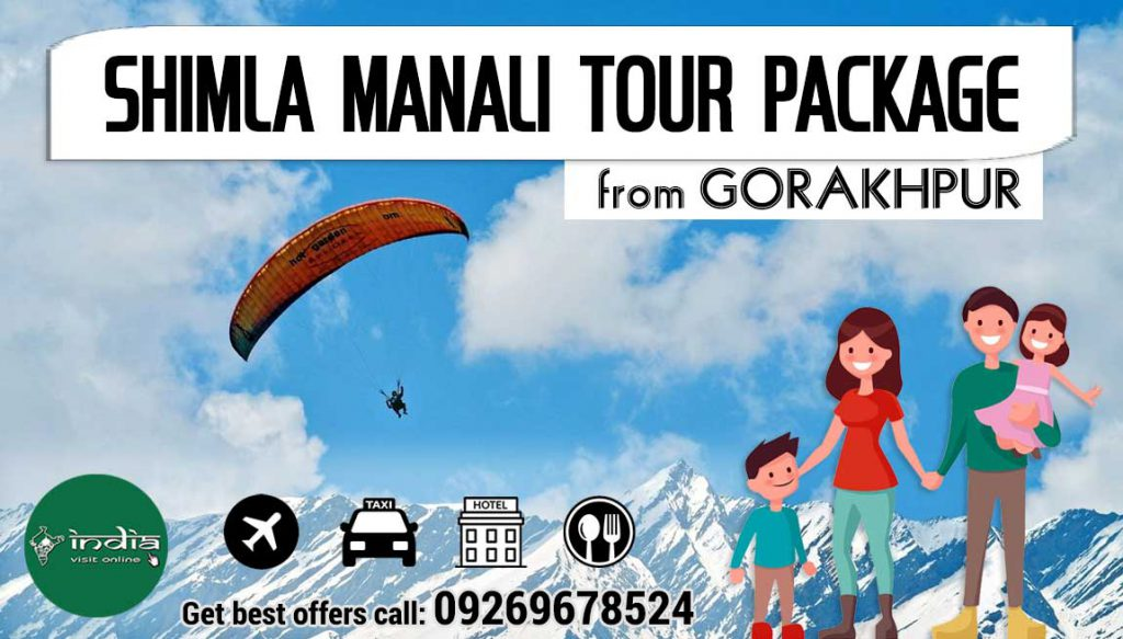shimla-manali-tour-packages-from-gorakhpur