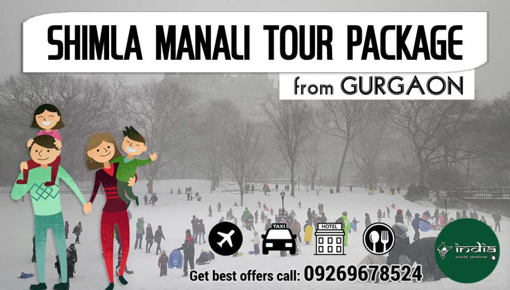 shimla-manali-tour-packages-from-gurgaon