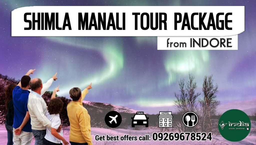 shimla-manali-tour-packages-from-indore