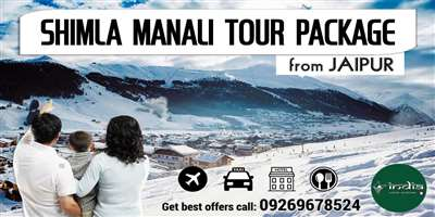 Shimla Manali Tour Package from Jaipur