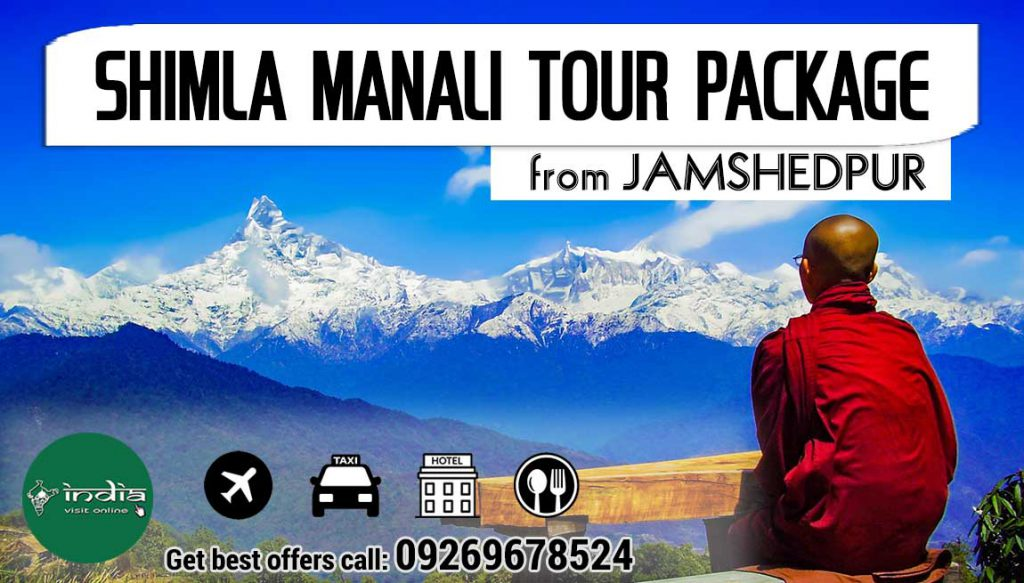 shimla-manali-tour-packages-from-jamshedpur